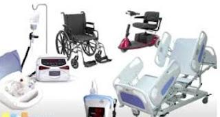 noleggio attrezzature sanitarie