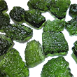 High Quality Raw Moldavites