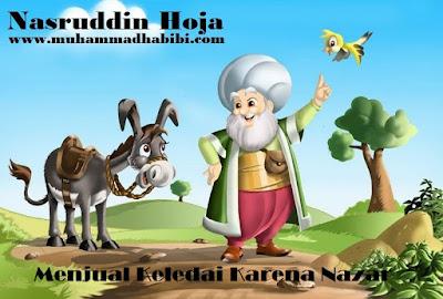 Humor Sufi: Menjual Keledai Karena Nazar   Nasruddin Hoja