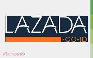 Logo Lazada Indonesia - Download Vector File CDR (CorelDraw)