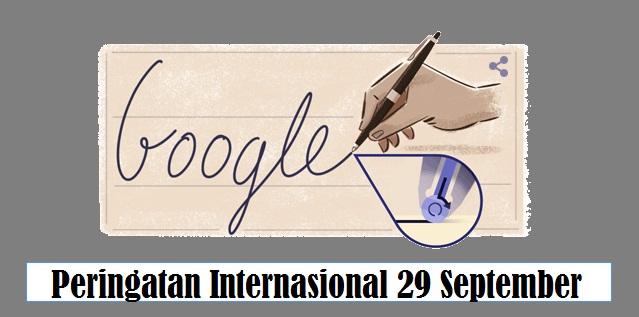 inilah Hari Penting Internasional Di Peringati Pada 29 September