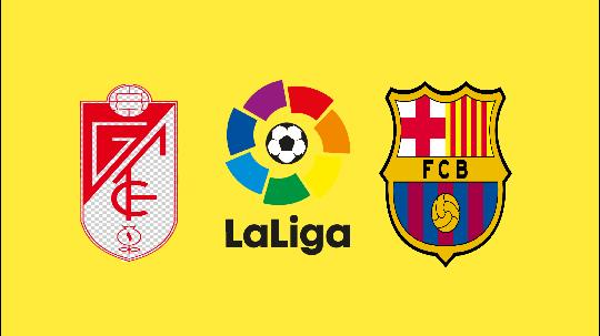 تشكيلة برشلونة الرسمية لمواجهة غرناطة اليوم في الدوري الإسباني لا ليغا