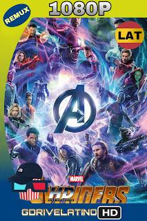 Los Vengadores: Infinity War 2018 Lat-Ing OPEN MATTE BDRemux 1080p MKV