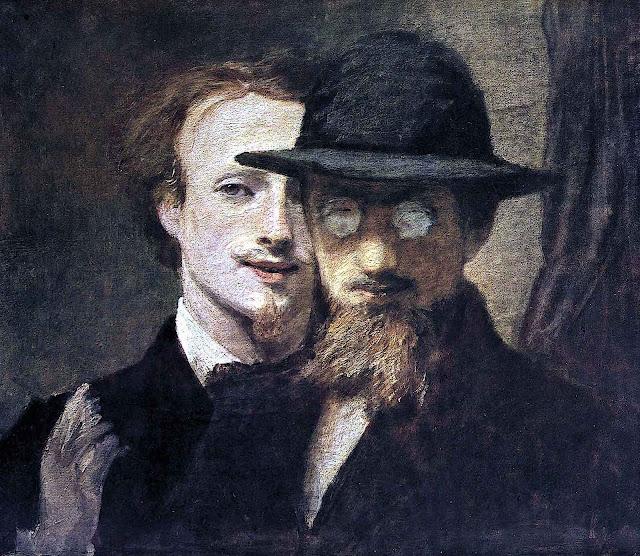 a Hans von Marées painting, LGBT