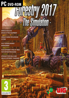 Forestry 2017 The Simulation PC Full Español ISO