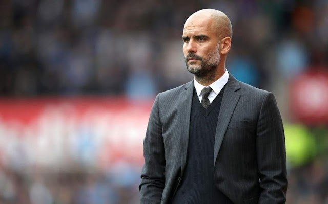 Pep Guardiola Unveils The Player Man City could not afford to buy this transfer window