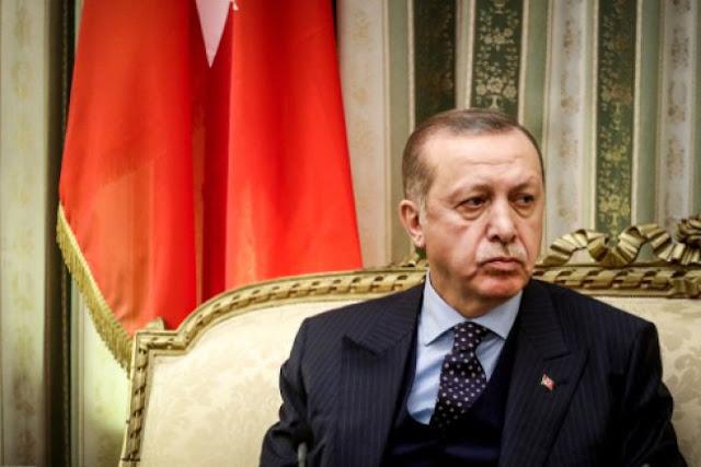 Ερντογάν: Καμία απειλή κυρώσεων δεν θα μας αποτρέψει στην Αν. Μεσόγειο