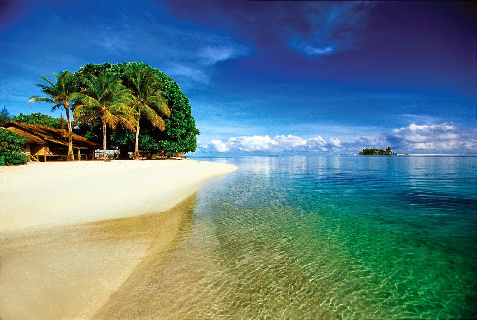 60e2d8378 A REMOTE ISLAND NEAR NEW IRELAND - Papua New Guinea