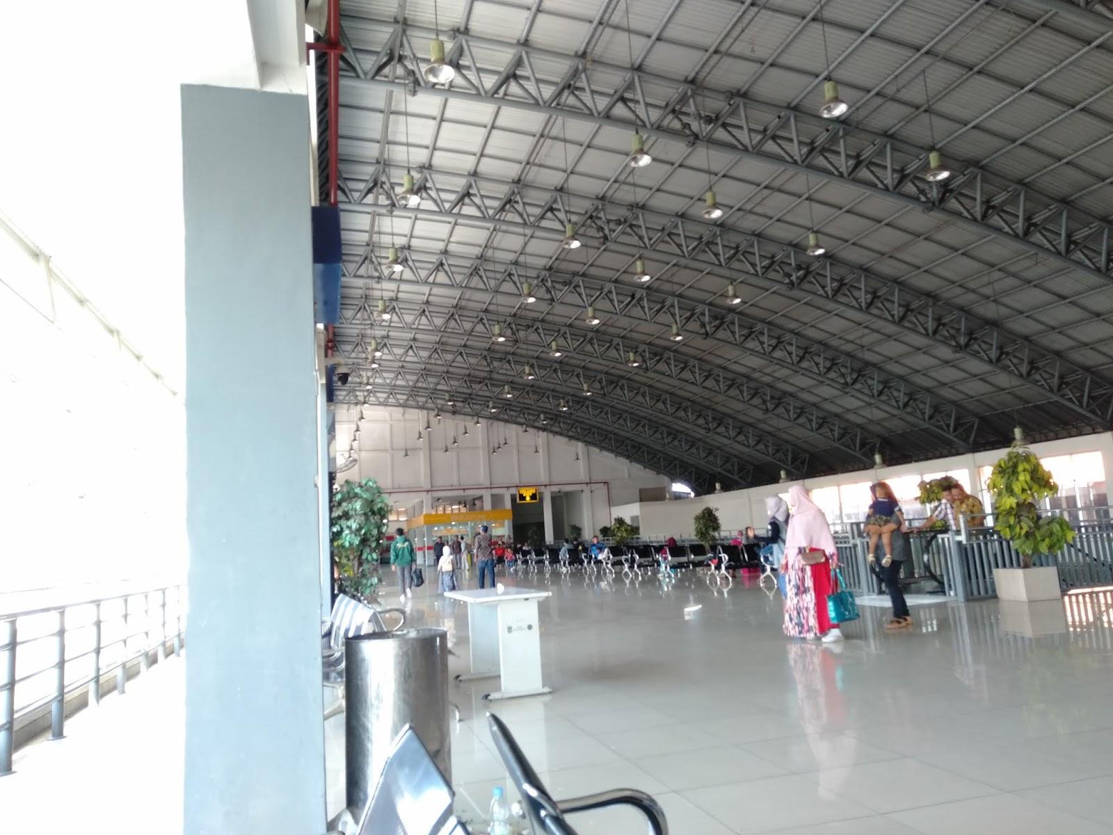Terminal Bungurasih Yang Nyaman
