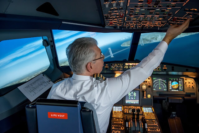 نطق الارقام والكلمات في عالم الطيران