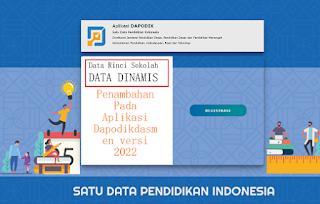 Data Rinci sekolah