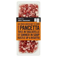 Pancetta from Waitrose