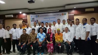 Ikatan Guru Indonesia Sulawesi Tengah Usai Dilantik