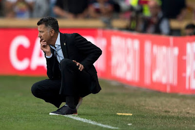 Osorio señala corregirá errores