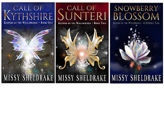 missy sheldrake author keep of the wellspring books