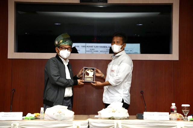 Rudi Menyambut Panja Komisi VIII DPR RI Yang Kunker ke BP Batam, Membahas Pengelolaan Asrama Haji