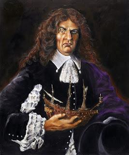 El capitán Bernard Fokke, el verdadero Hendrick van der Decken