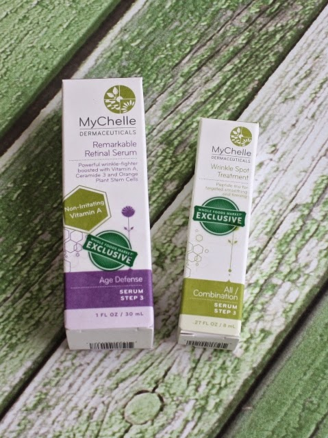 MyChelle Anti-Aging Natural Skin Care - Review and Giveaway ~ Planet Weidknecht