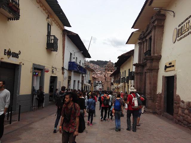 Calle Marquez Cuzco