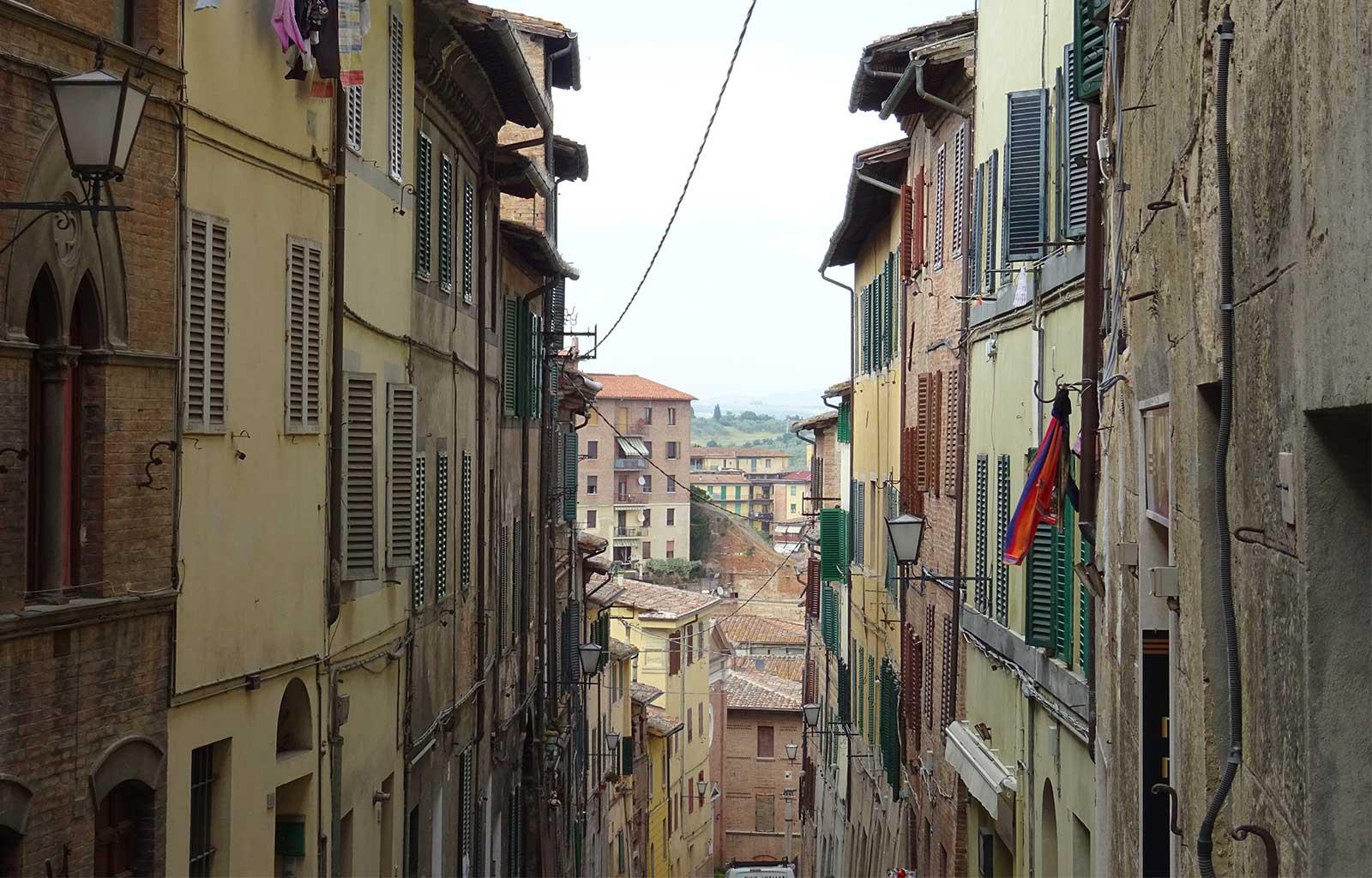 Voyage italie toscane sienne