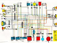 1979 Honda Wiring Diagram