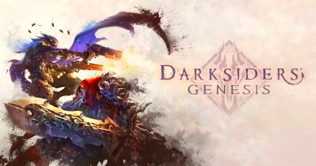 """""""Darksiders: Genesis"""" is released in December for PC and February for home appliances"""
