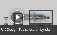 UX Design tool course