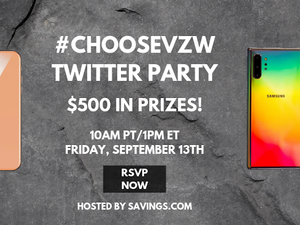 Save up to $200 off & Save 50% on Activation with Verizon Wireless! #ChooseVZW