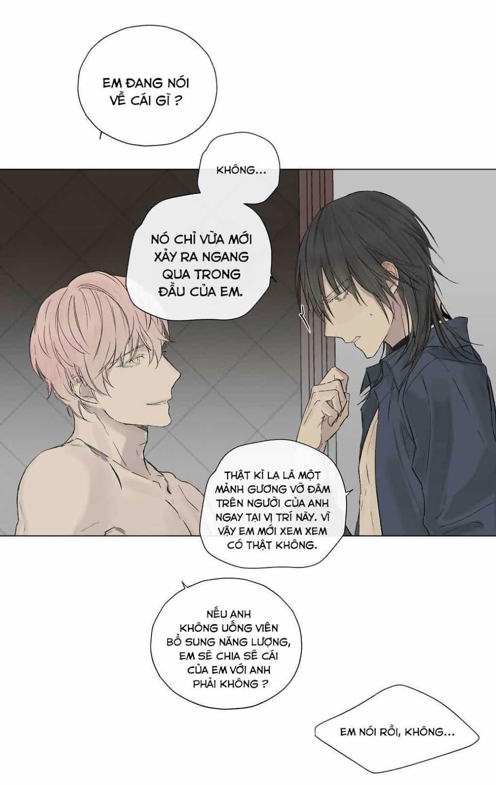 Trang 17 - Người hầu hoàng gia - Royal Servant - Chương 009 () - Truyện tranh Gay - Server HostedOnGoogleServerStaging