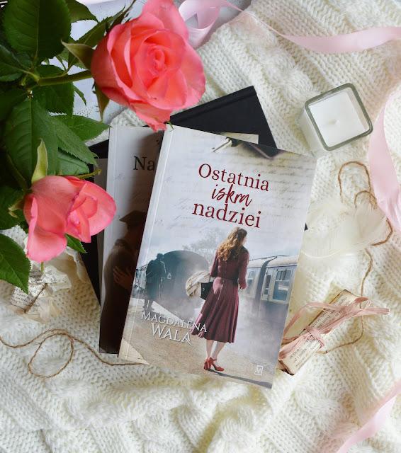 """#163 """"Ostatnia iskra nadziei"""" - Magdalena Wala"""