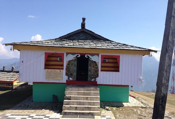 Bijli Mahadev | Kullu | Himachal Pradesh