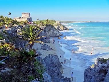 Trip to Tulum in the Riviera Maya in Mayan Paradise