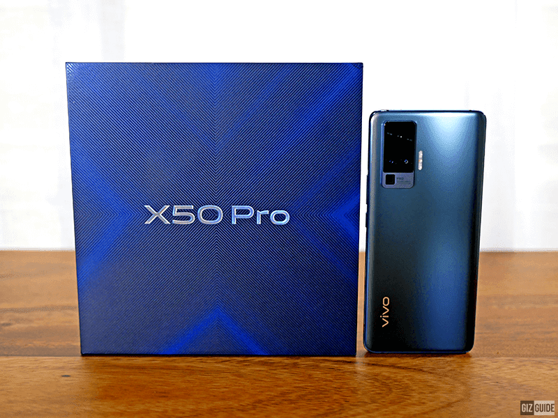 vivo launches X50 and X50 Pro in the Philippines, starts at PHP 25,999!