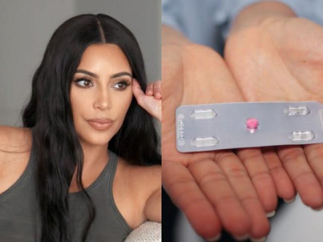 Kim Kardashian recibe pastilla anticonceptiva y anillo de compromiso de un acosador