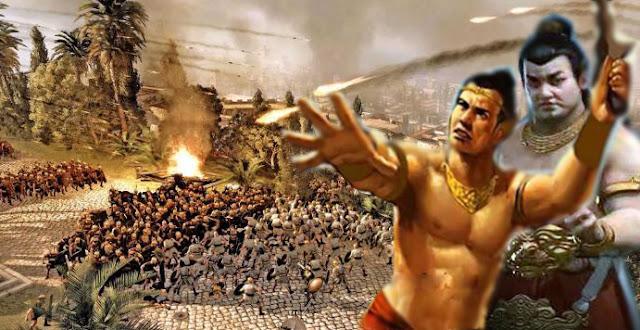 Serangan Kerajaan Sunda Ke Majapahit Selepas Perang Bubat