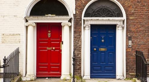Hiasan Pintu Rumah Minimalis Rancangan Desain Rumah Minimalis