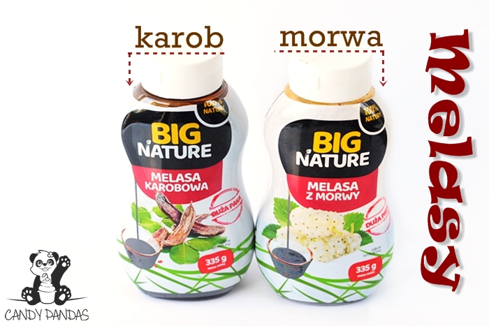 Melasa z karobu i morwy - Big Nature - Mix brands