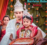 Pallavi Mukherjee in Barrister Babu