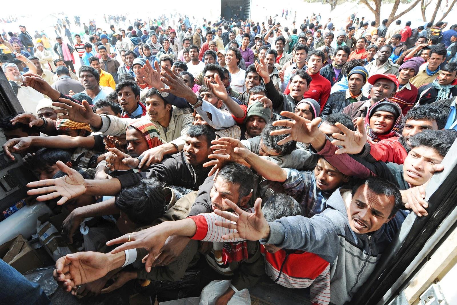 Mafia Flüchtlinge