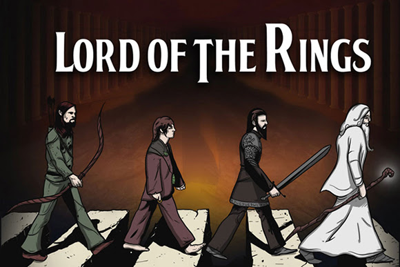 Les Beatles voulaient jouer dans la saga du «Seigneur des anneaux»
