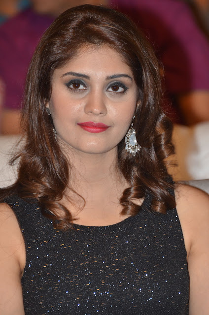 Actress Surabhi Pics at Gunturodu Audio Launch
