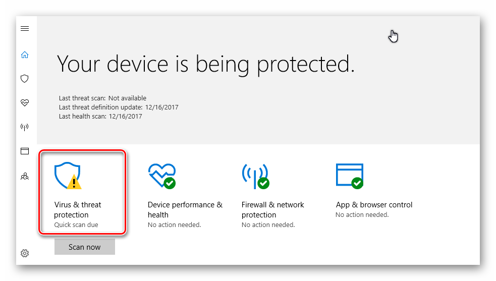 Cara menonaktifkan antivirus windows defender update terbaru for Window defender update