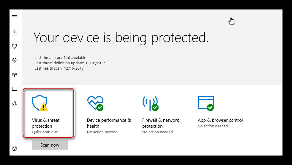 Cara menonaktifkan antivirus windows defender update terbaru for Window defender update