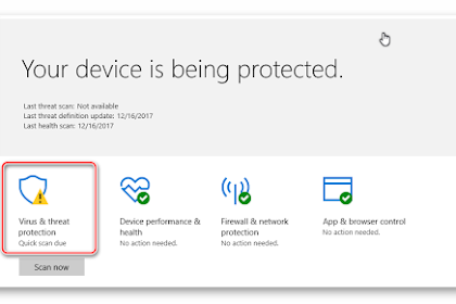 Cara Menonaktifkan Antivirus Windows Defender Update Terbaru