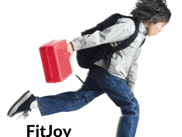 Don't Forget Your Lunch! FitJoy Makes All The Diffference