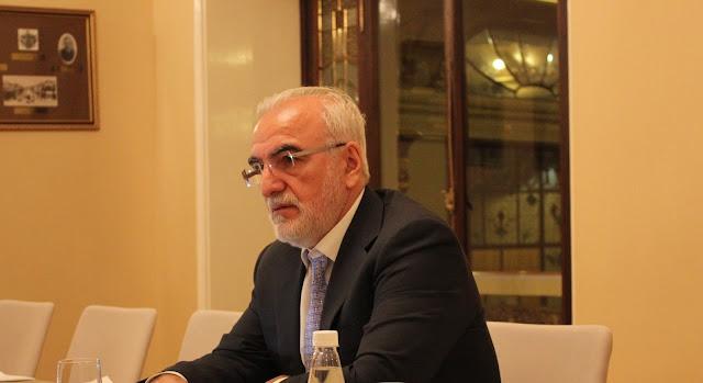 Ιβάν Σαββίδης: Από μικρός ήθελα να ακουστεί η Ποντιακή λύρα στο Κρεμλίνο και τα κατάφερα