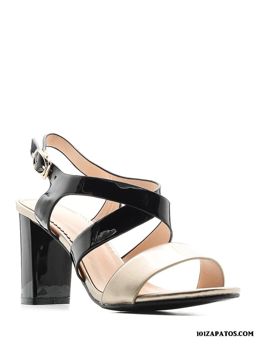 Sandalias De Dama 161 Moda Mujer Zapatos Botas Botines Y