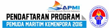 Rekrutmen Pemuda Maritim Kemenpora 2016