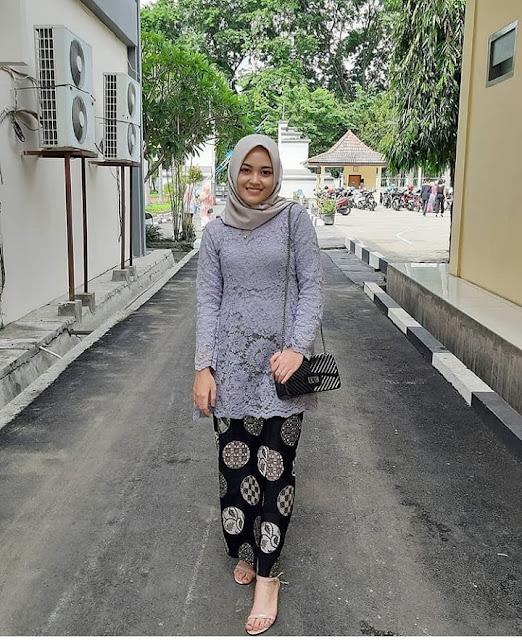 Hijab Untuk Kebaya