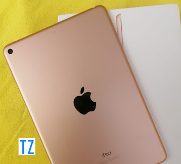 Apple may launch new ipads in April